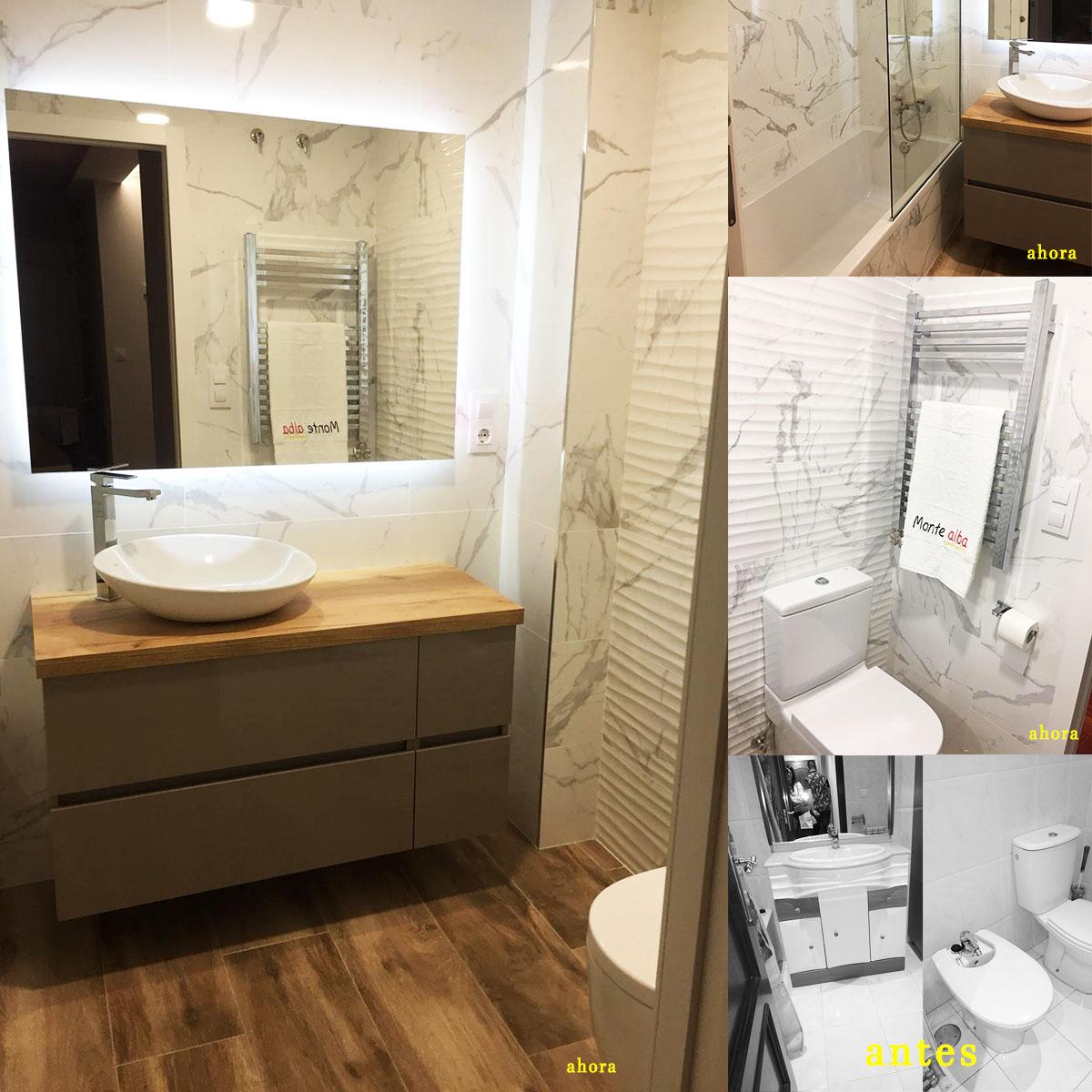 Ideas para reformar tu baño – Suministros Monte Alba, tienda del ...